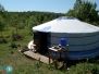 1 Groovy Yurts/Nos Yourtes